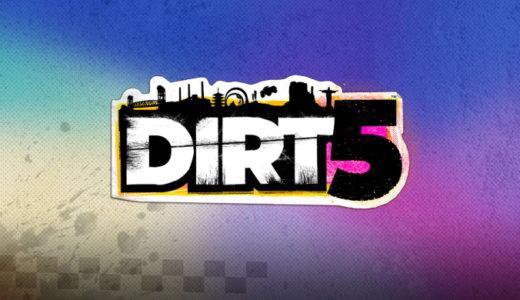 Dirt 5【動画】