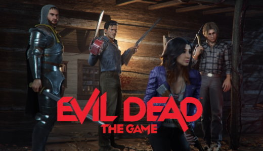 Evil Dead: The Game (死霊のはらわた)【動画】