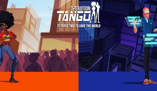 Operation: Tango【動画】