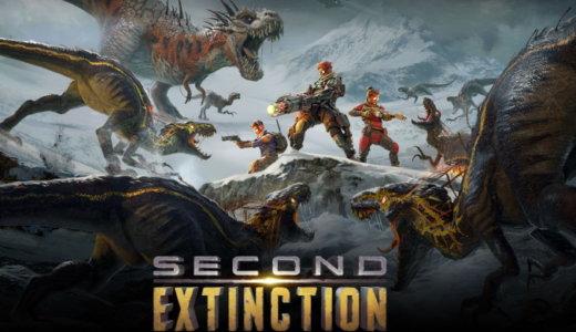 Second Extinction【動画】