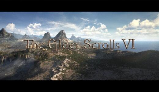 The Elder Scrolls VI【動画】