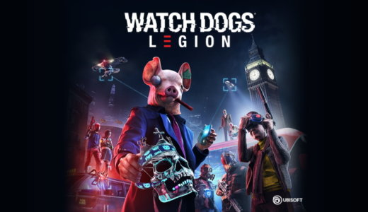 Watch Dogs: Legion【動画】