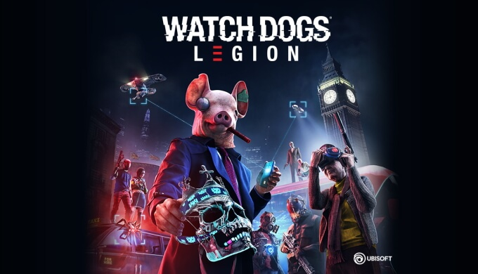 Watch Dogs: Legion 動画 まとめ