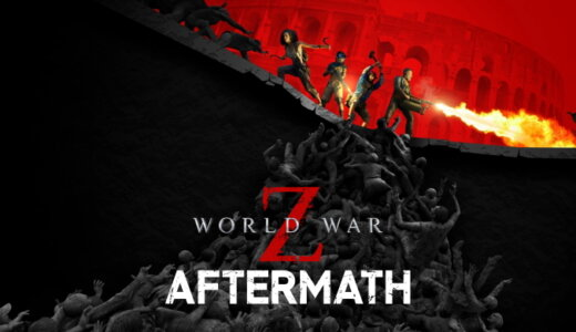 World War Z: Aftermath【動画】