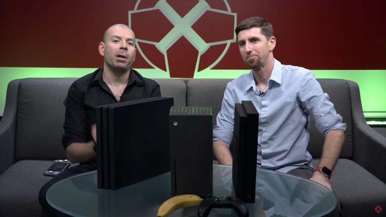 Xbox Series X 大きさ 比較3