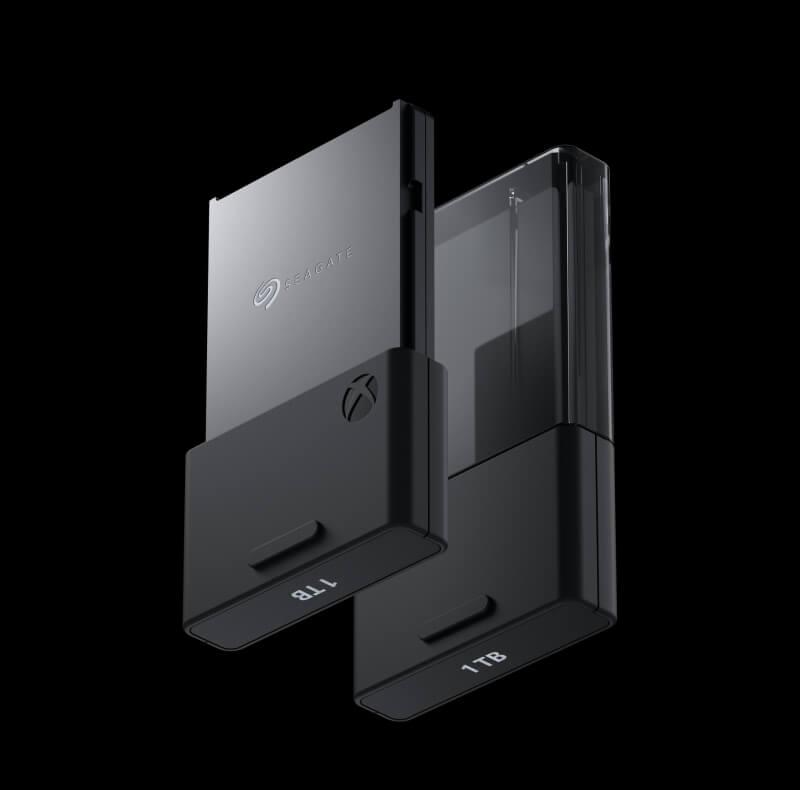 Xbox Series X 専用拡張カード